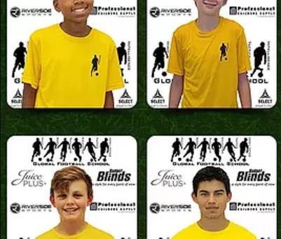 GFS students invited to Regional Futsal trials in Charlotte