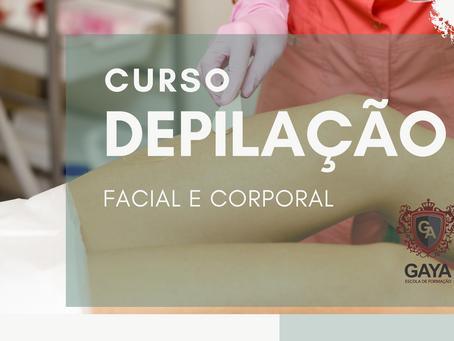 Depilação Facial e Corporal