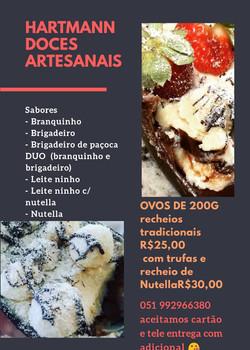Doces Artesanais