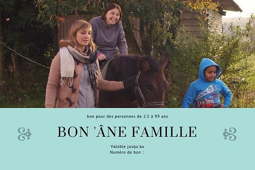 Bon âne famille - 110
