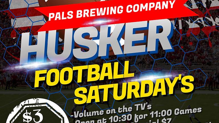 Husker Football Saturday's