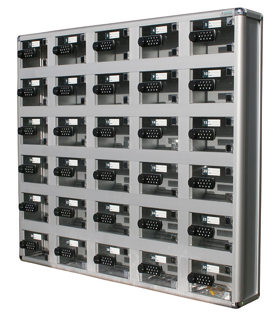 cell phone lockers electronic