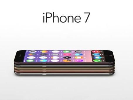 Beklenen iPhone 7