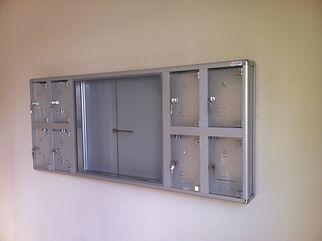 posta kutusu 8 gözlü