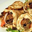 Kabab Roll Sandwich
