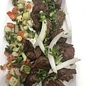 Grilled Lamb Tikka Kabab