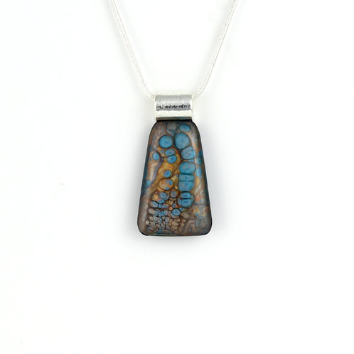 Mid Size Resin Necklace
