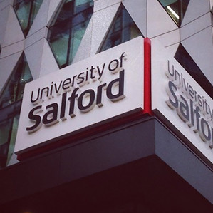 A Media Mash-up with Salford Uni, Media City & Scribble Ink