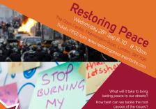 Restoring Peace