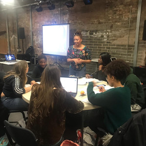 Fully Focused Masterclass: Sessions in Story Bibles and Script Coverage