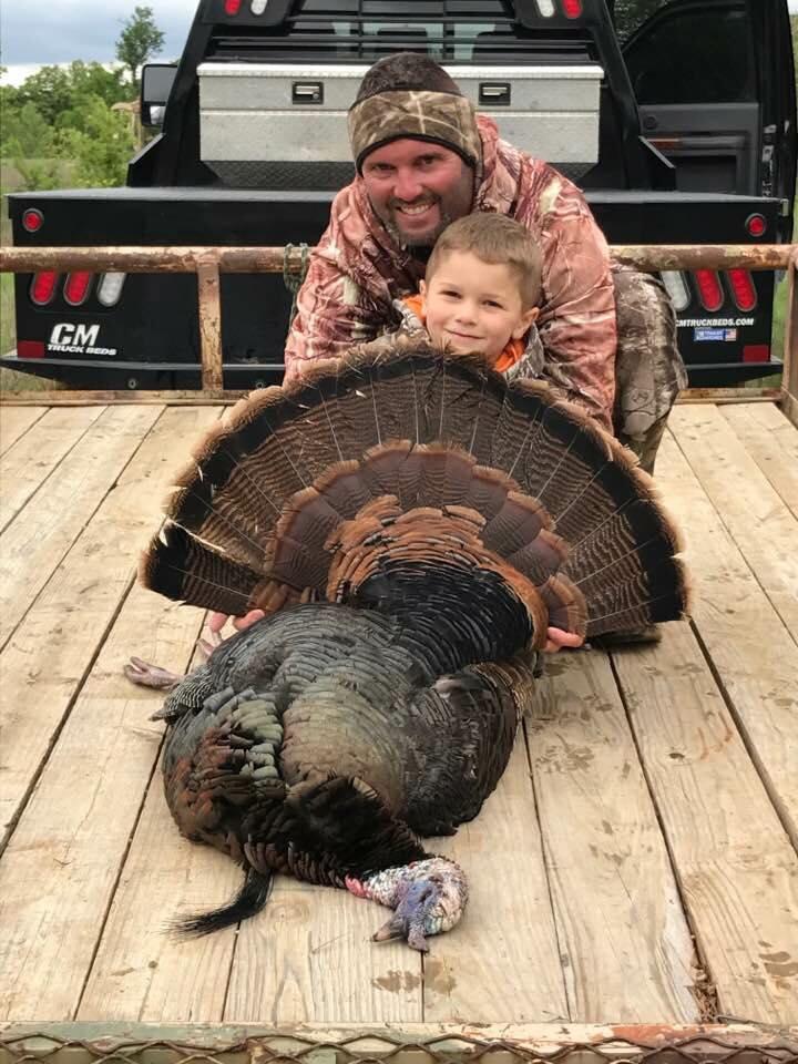 Heflin Ranches Turkey Hunting