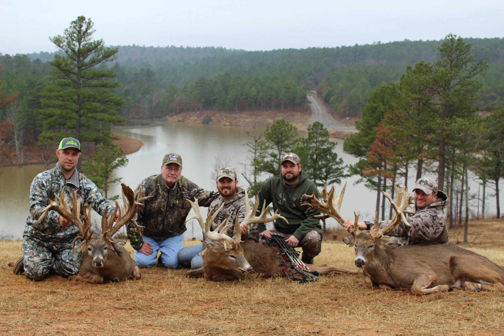 Group Hunting Trip Oklahoma
