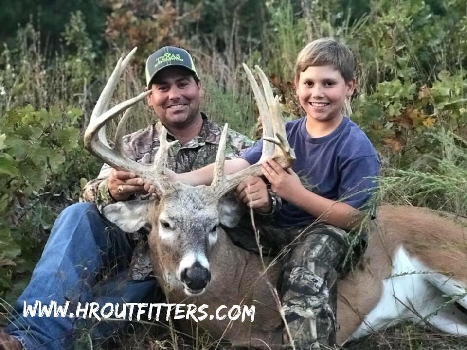 Heflin Ranches Trophy Whitetail OK