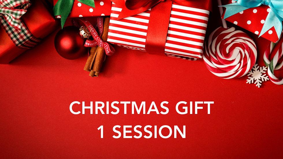 Christmas Gift - 1 Session