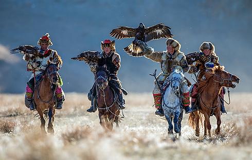 Mongolia Short Tour   Golden Eagle Festi