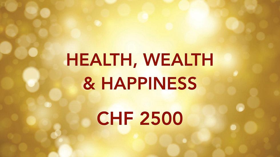 Voucher CHF 2500