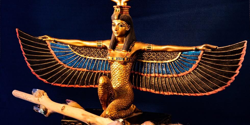 Ancient Feminine Power | Group Healing