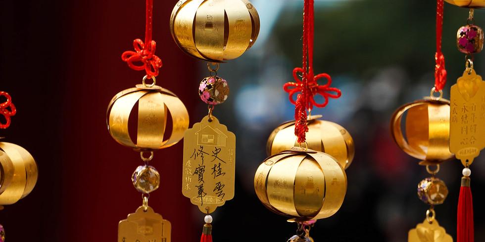 New Year Prosperity Healing