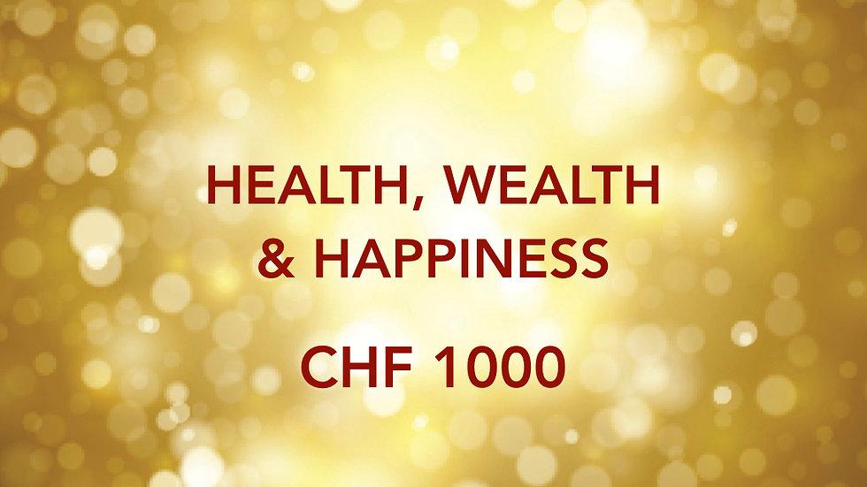 Voucher CHF 1000