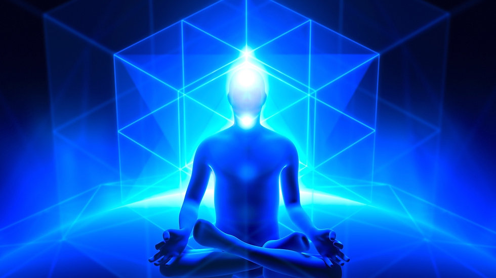The 3 Blue Energy Meditations
