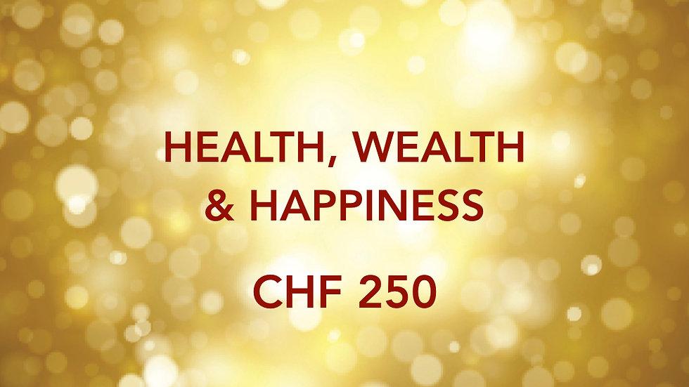 Voucher CHF250