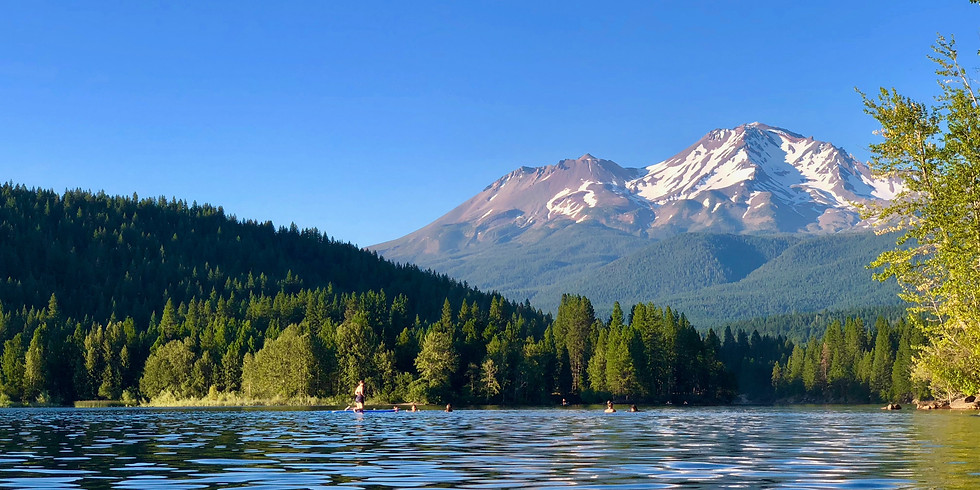 """Mt. Shasta Retreat: Become the Mother or Father you always wanted to be"""""""