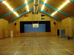 Muswellbrook High School Hall Install