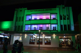 Illuminate Armidale 2019 - Tattersal Hotel
