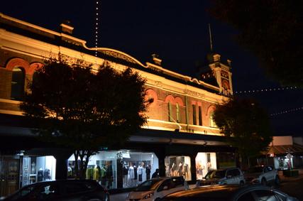 Illuminate Armidale 2019 - Richardsons Arcade