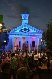 Illuminate Armidale 2019 - Courthouse