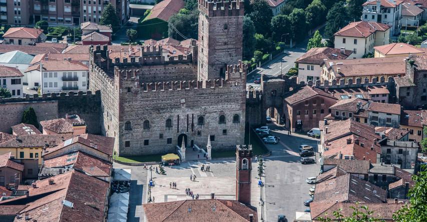 Il Castello di Marostica