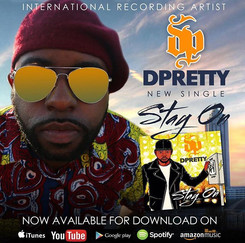 DROPPING FRIDAY! The new single _Stay On
