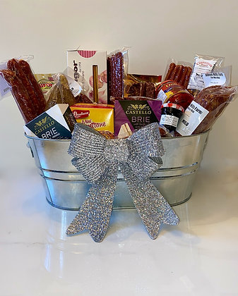 A Bucket of Meat for the Holiday Season