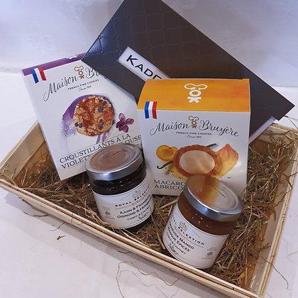 Sweet & Savory + cadeaubon 50 €