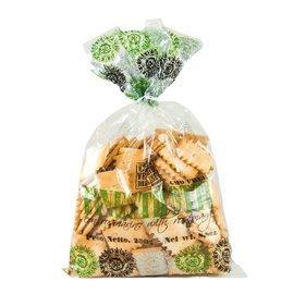 Italiaanse crackers met rozemarijn