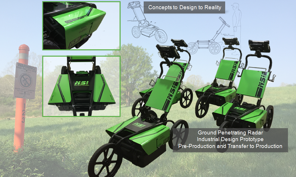 Ground Penetrating Radar Design