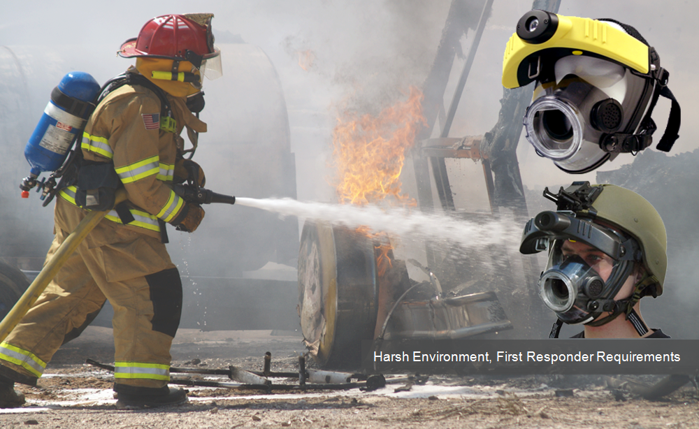 Fire Fighting Equipment Design