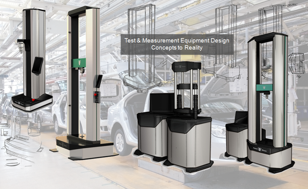 Industrial Test Equipment Design