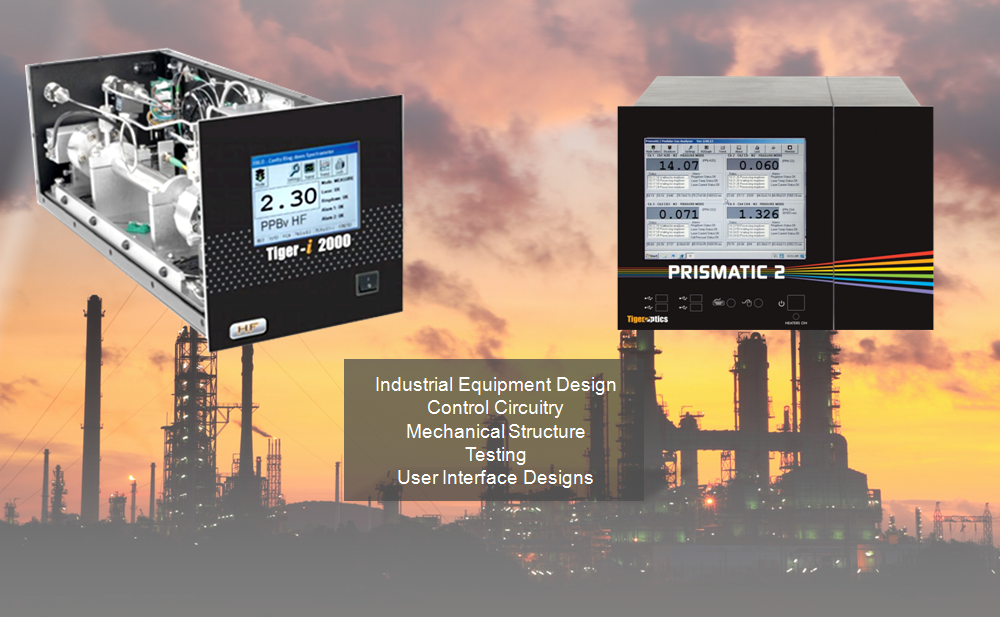 Industrial Test Equipment  | Design