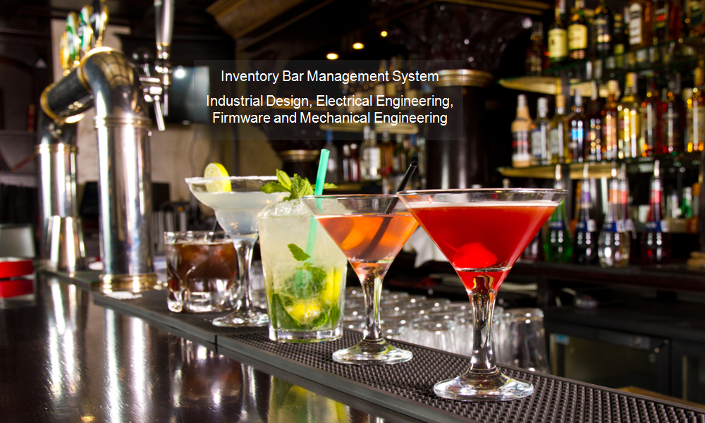Smart Bar Inventory System