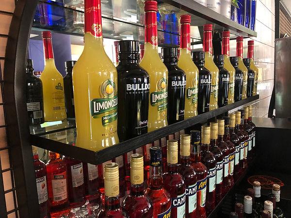 Italian booze