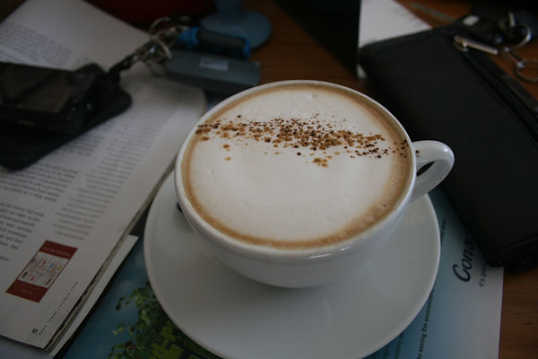 Cappuccino at BICCCS.JPG
