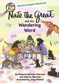 nate the great and the wandering word.jp