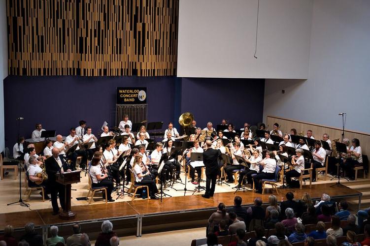 Waterloo Concert Band