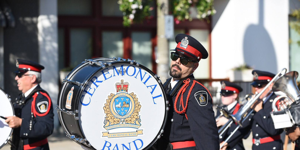 Waterloo Region Ceremonial Police Band