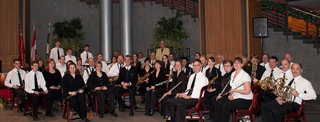Kitchener Musical Society Band