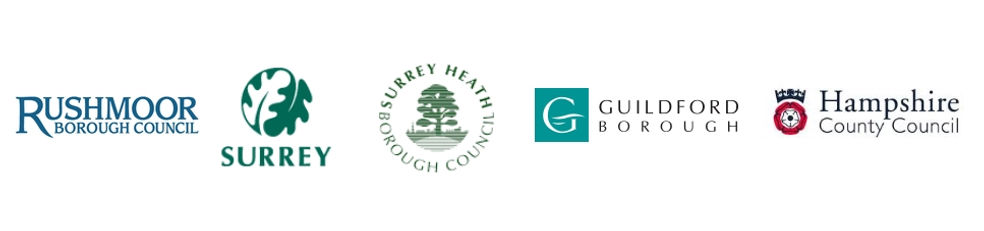 Blackwater Valley Partnership logos crop
