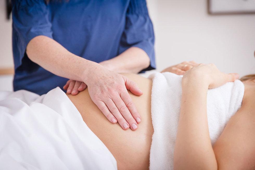 Toronto clinic, Metta Massage and Wellness prenatal massage