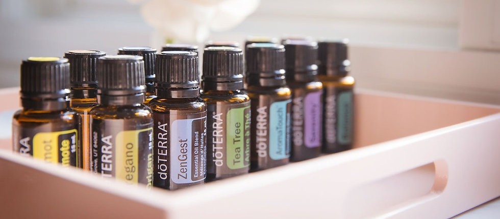 Metta Massage and Wellness Aromatherapy