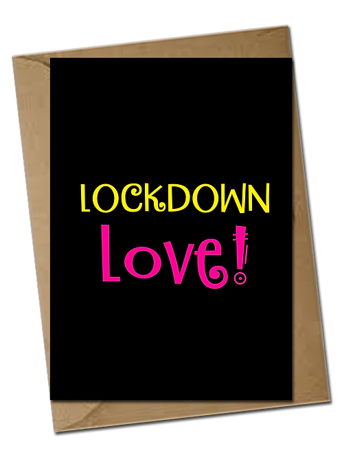 Lockdown Love